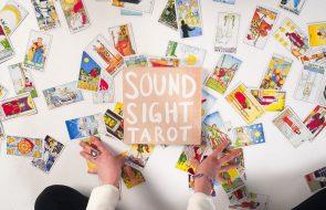 Wondrous Wednesdays with Sound Sight Tarot